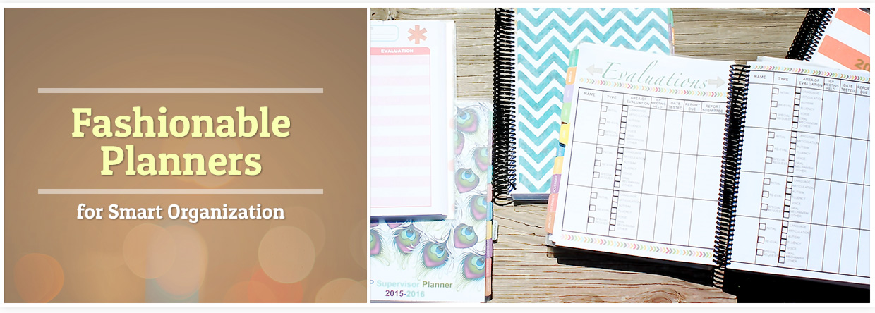 J Rose Planners